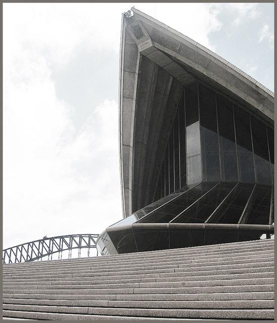 sydney opera house / exterior