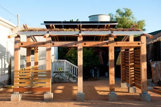 solar structure | energy lab