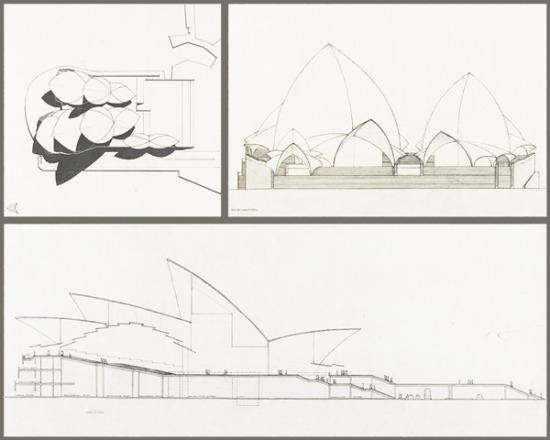 original drawings + design