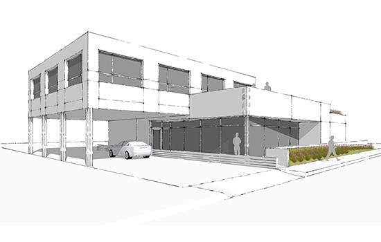 new concept design | huntington beach, california