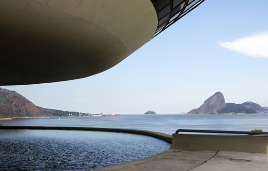 MAC Niteroi / Oscar Niemeyer