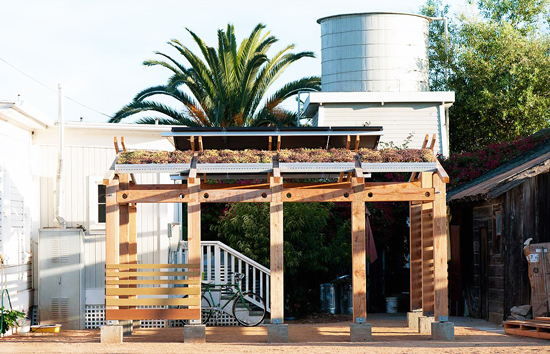 Ecology Center / Moss Yaw Design studio