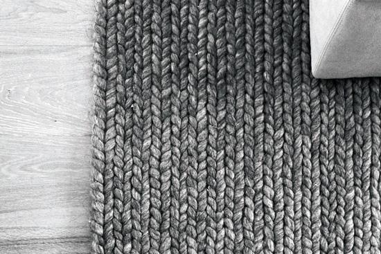 wool + suede
