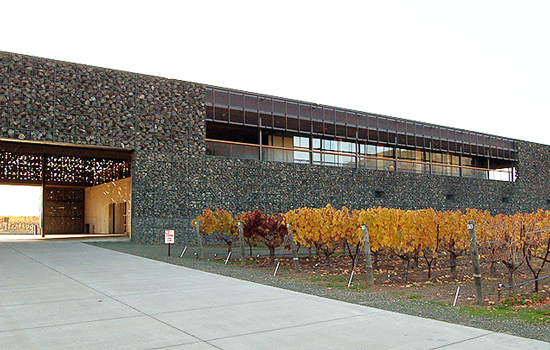dominus winery / yountville