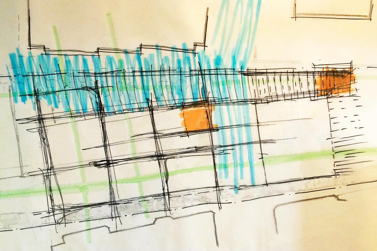 Laguna Beach |  site overlay diagram