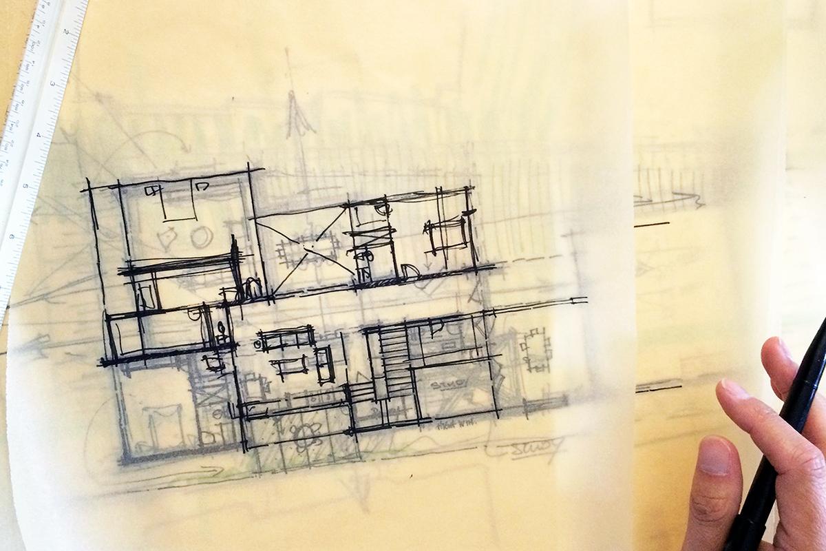 Laguna Beach |  second level concept