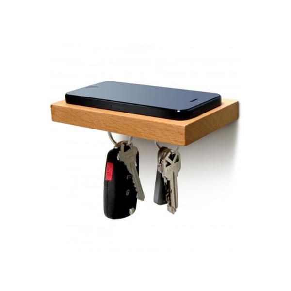 plank magnetic shelf