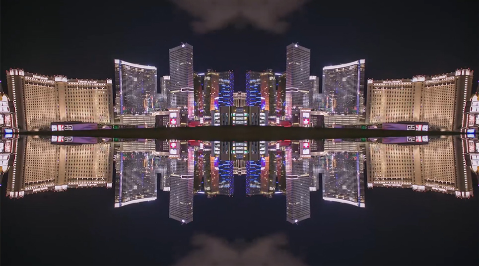 Photography + Timelapse: Mirrored skylines of Chicago, San Francisco, San Diego, Vegas and L.A.