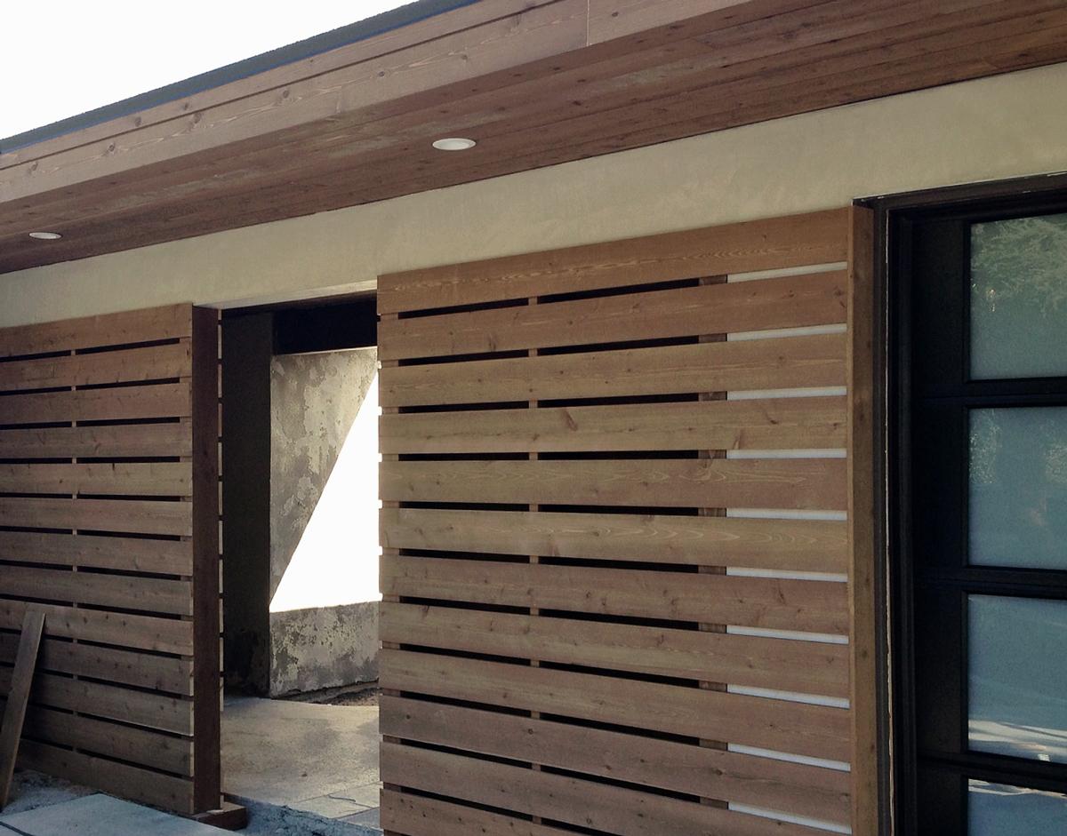 MYD construction progress | laguna niguel mid-century modern