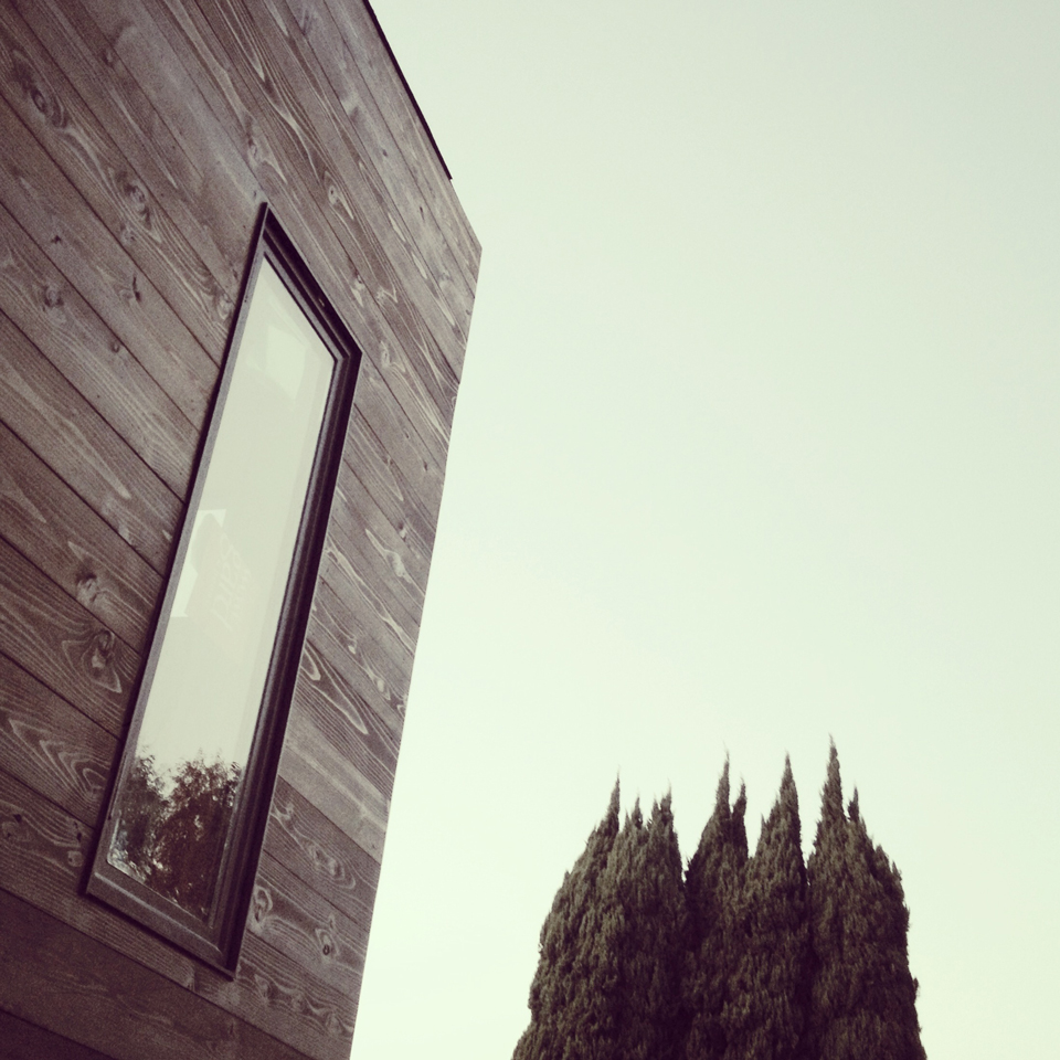 january  | contemporary construction + cedar siding