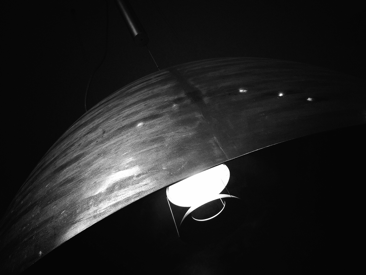 ingo maurer   xxl dome pendant light