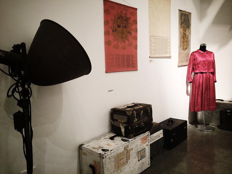 Ray Eames / fashion + travel