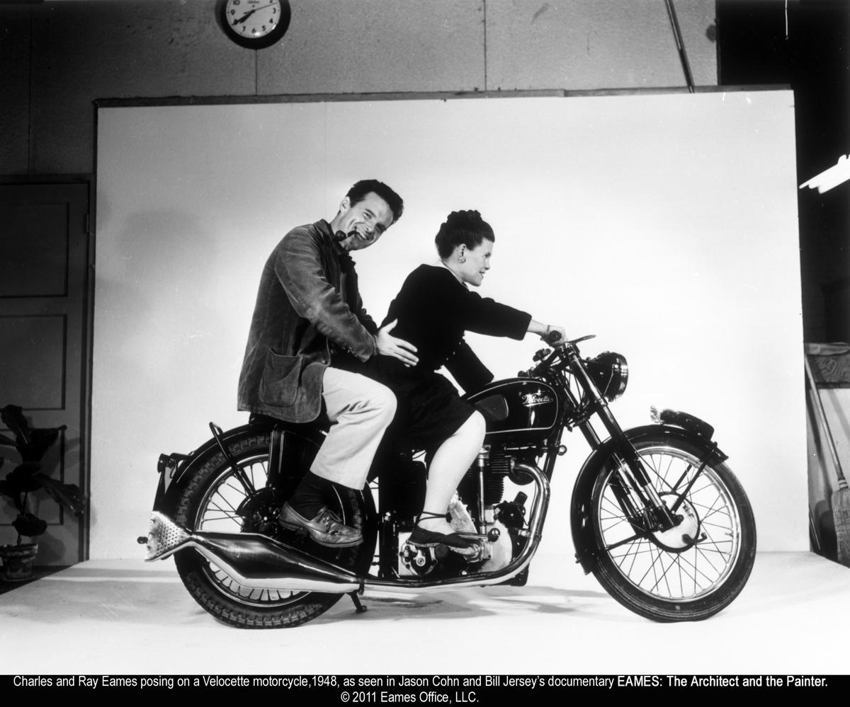 Charles + Ray / 1948