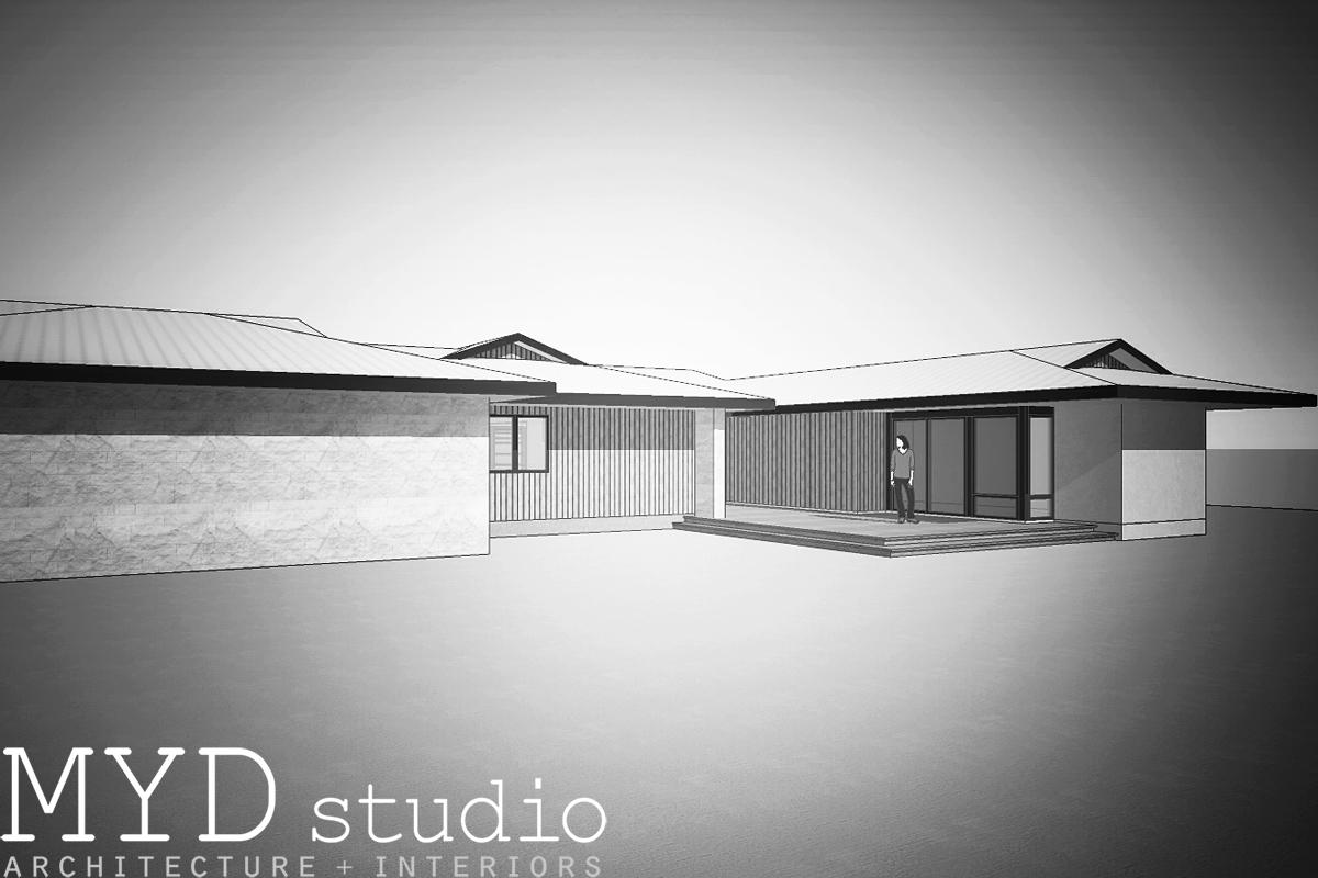design rendering / front perspective