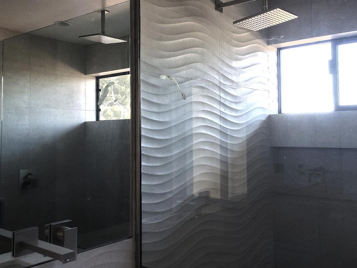 master bath / under construction