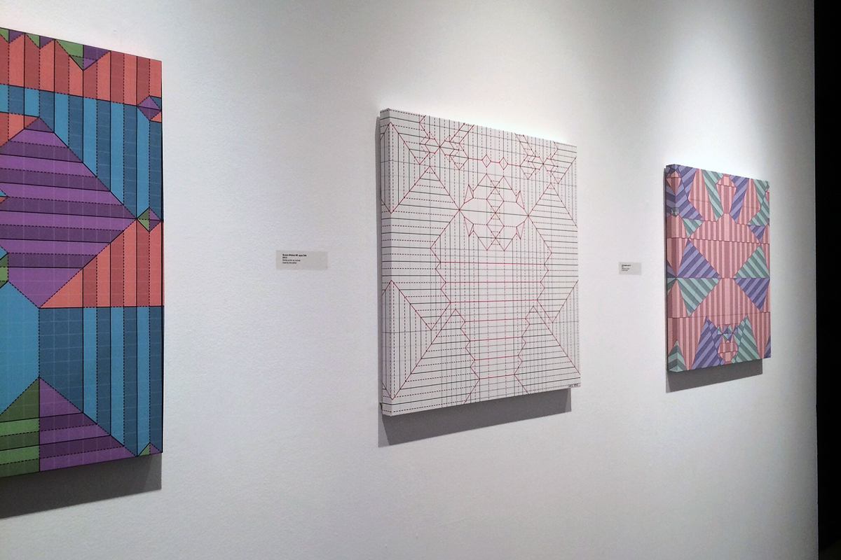 patterns + paintings