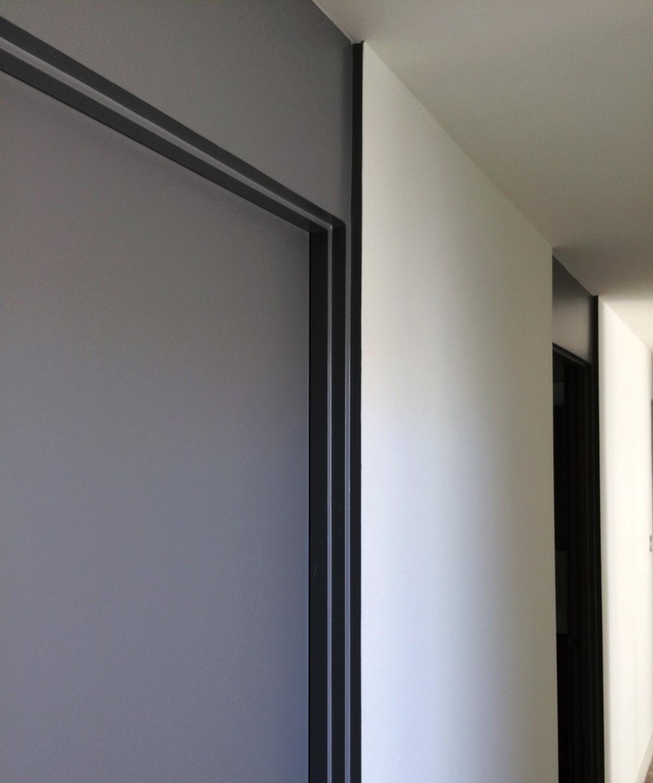 interior doors // hallway