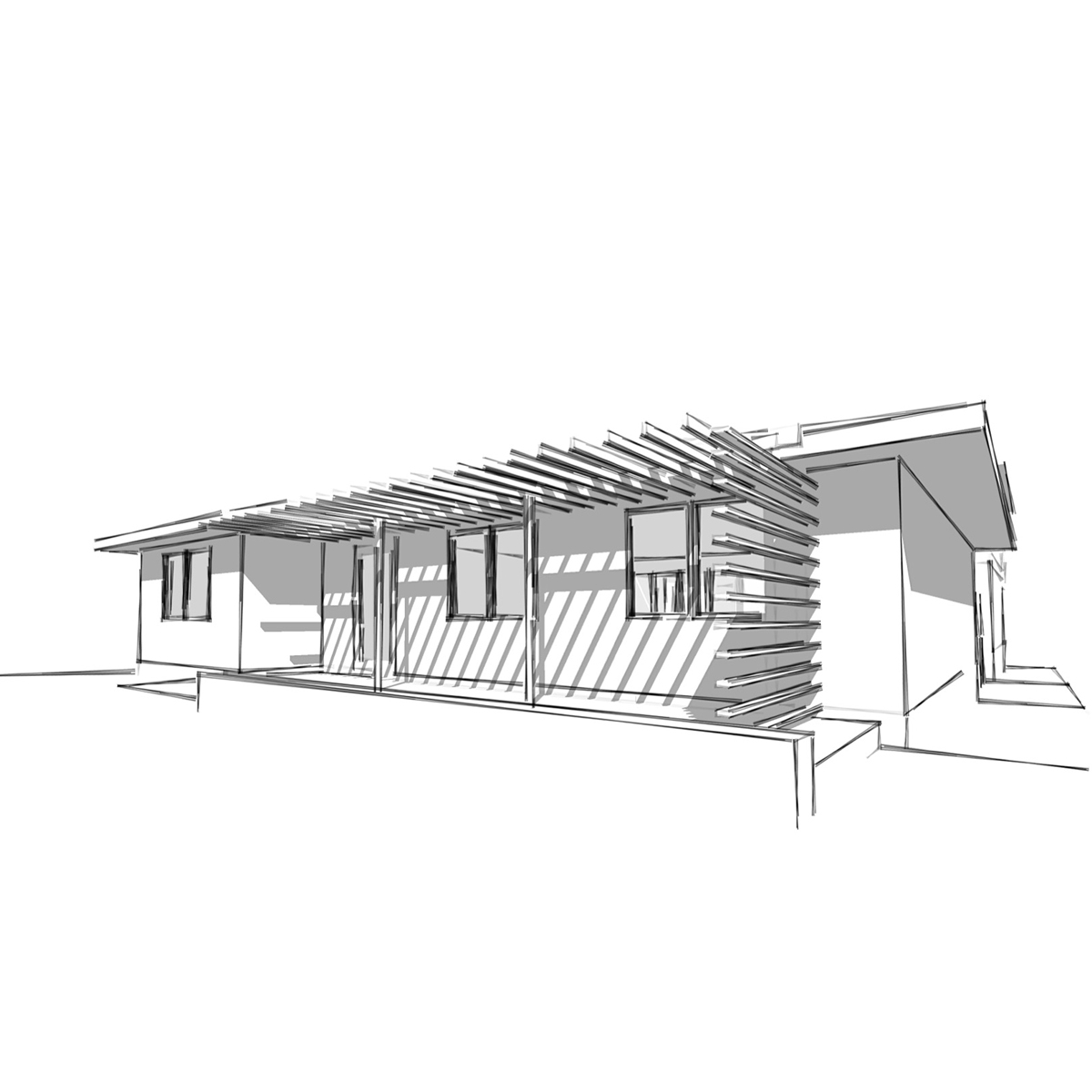 residential architecture in north laguna: new renderings