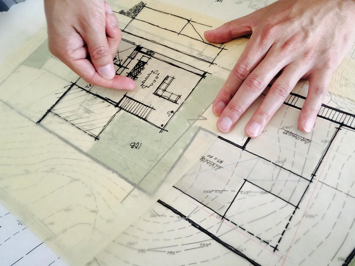 laguna beach new construction / planning, design + programming