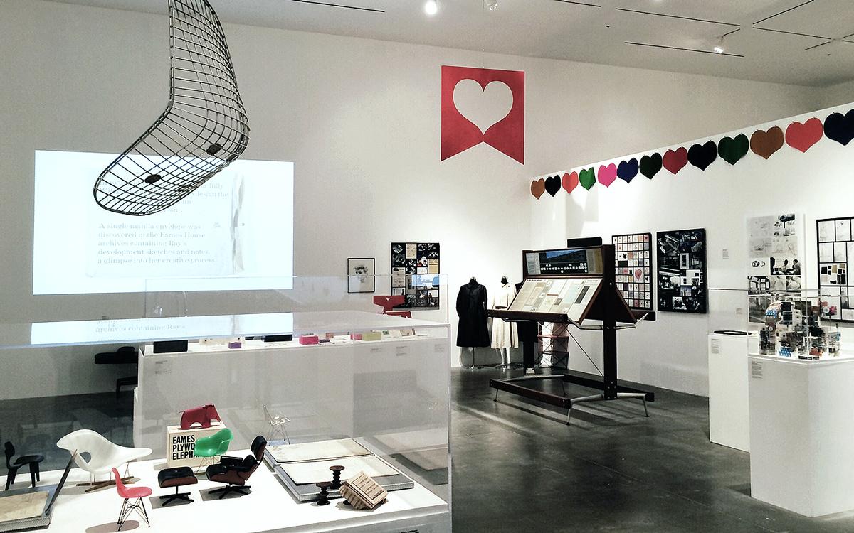 ray eames: in the spotlight  / art center, pasadena