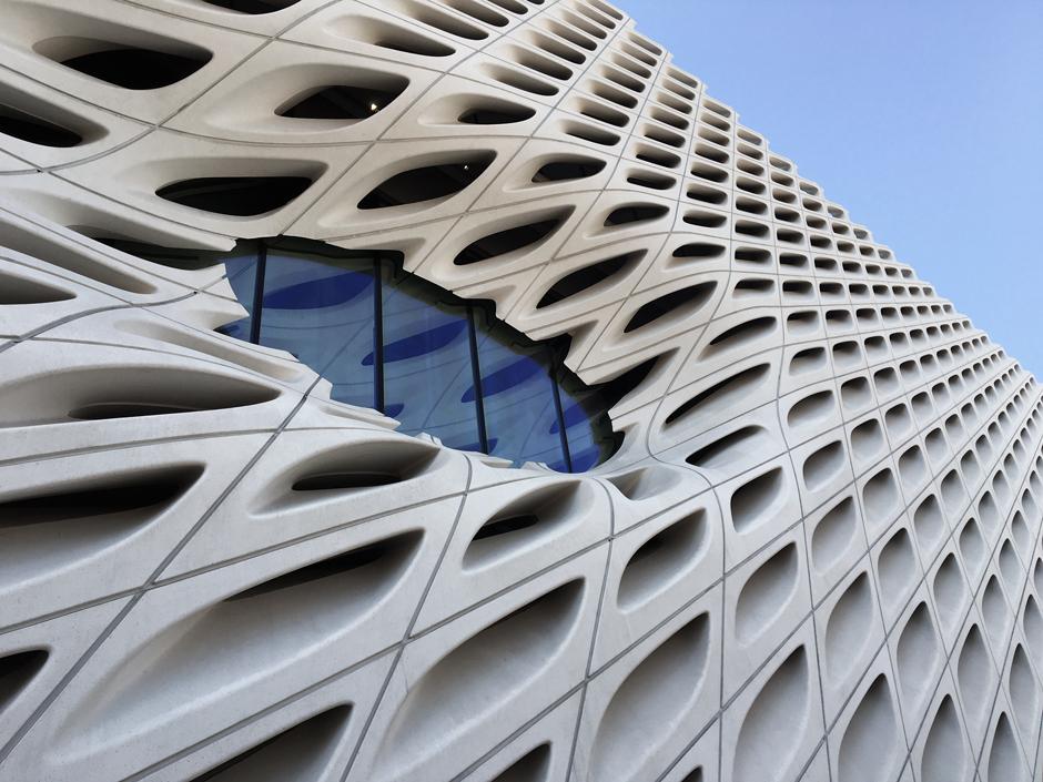 oculus / exterior facade