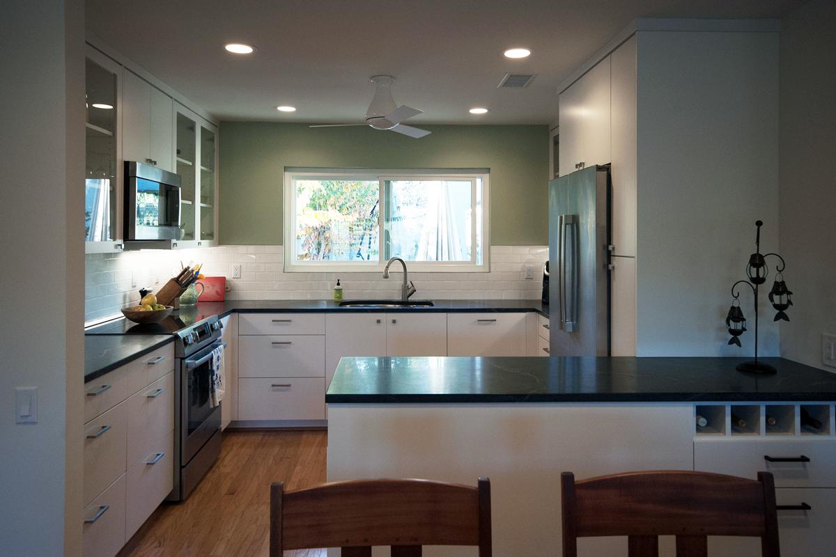 open kitchen / laguna woods