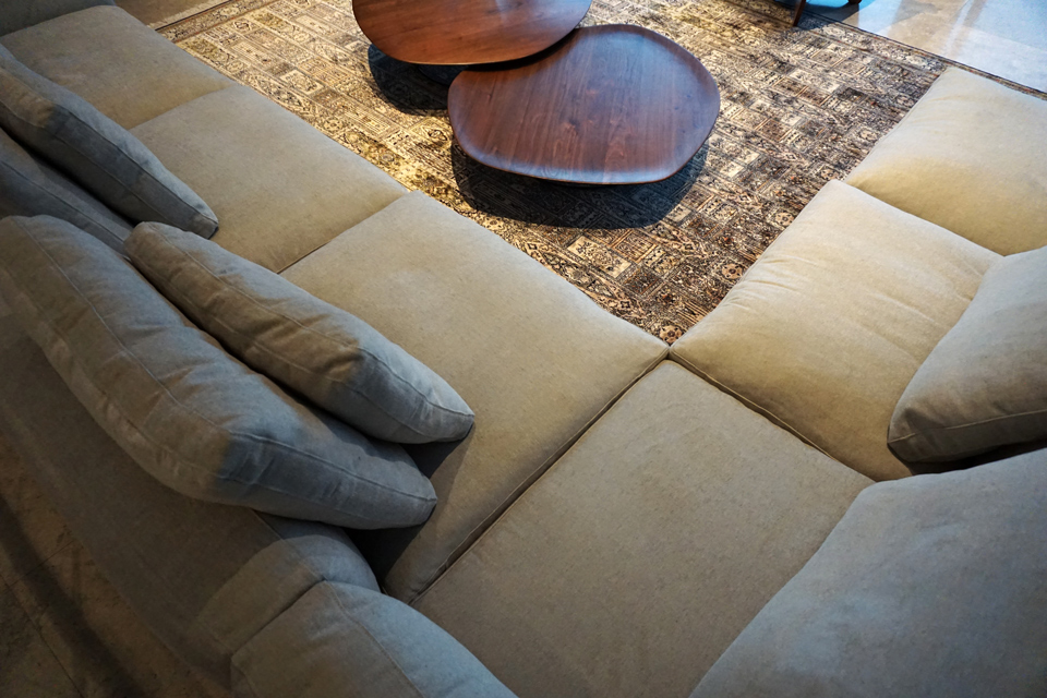 soft dream sectional