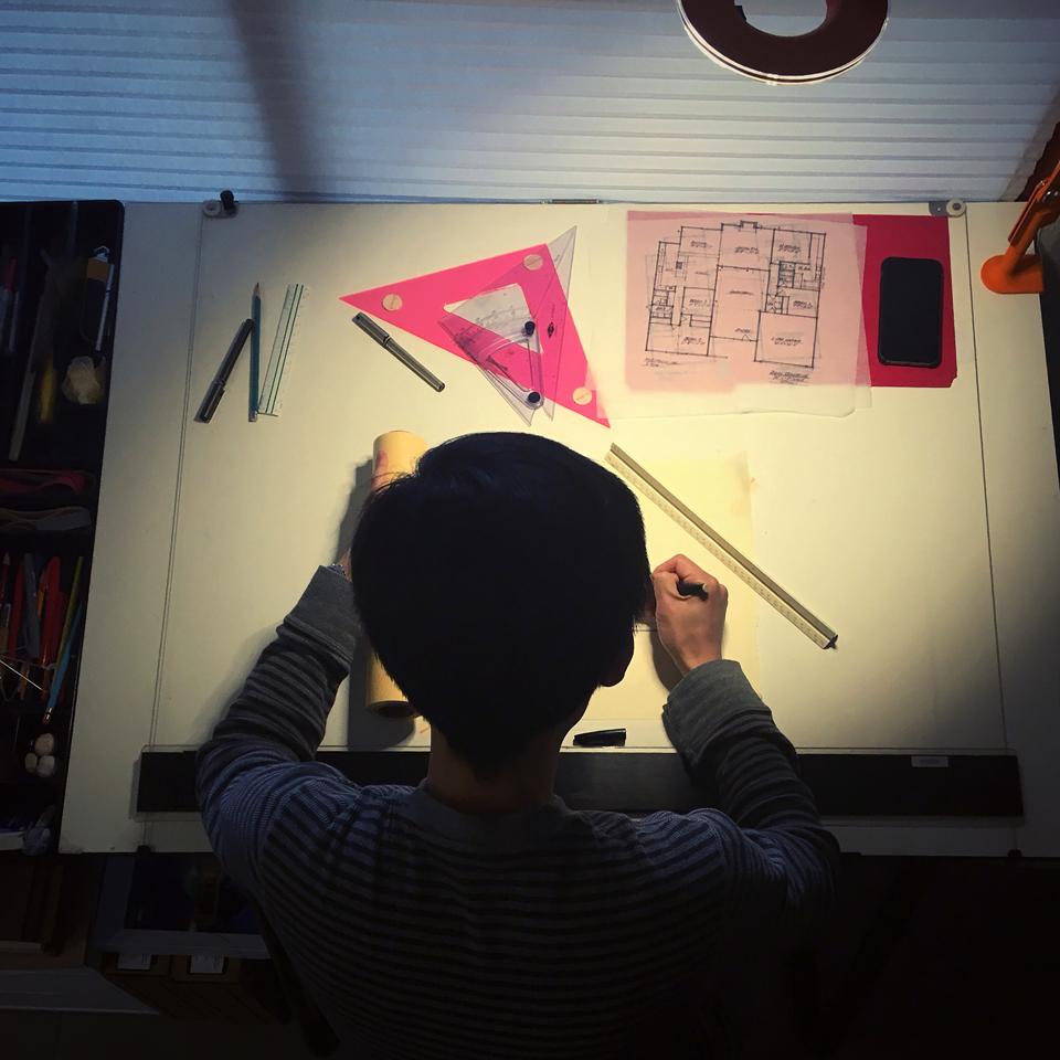 jason / MYD studio