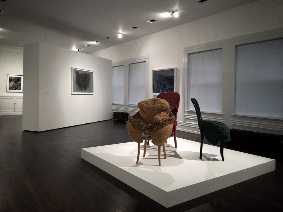 seated forms, 1972