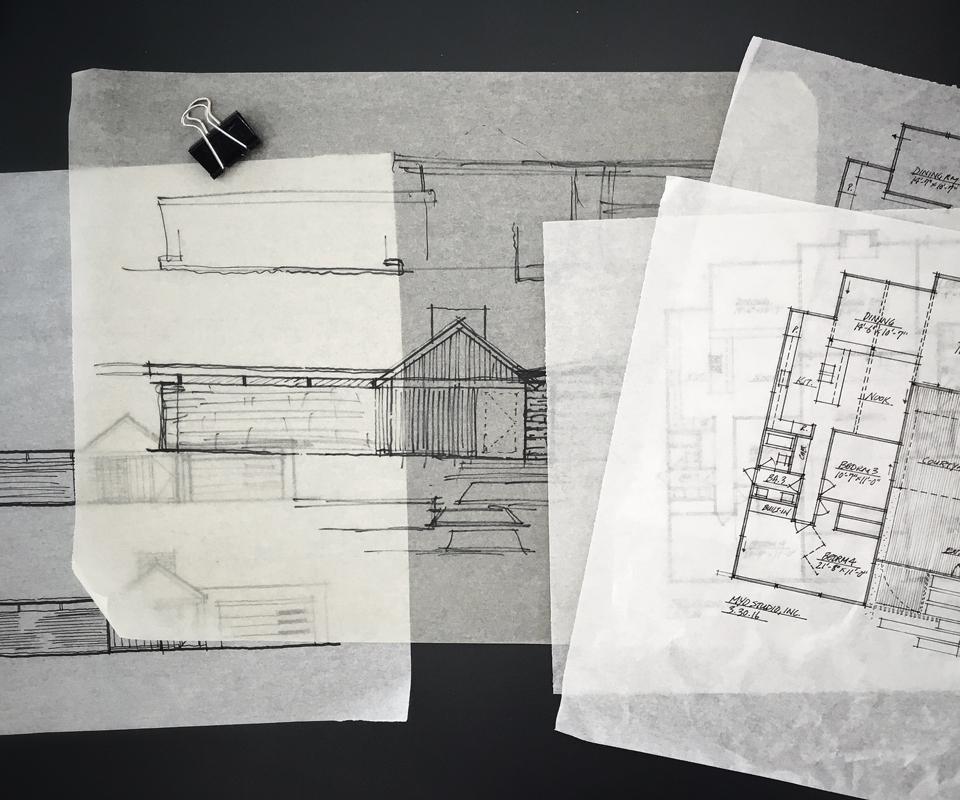 design sketches  / fairhills eichler