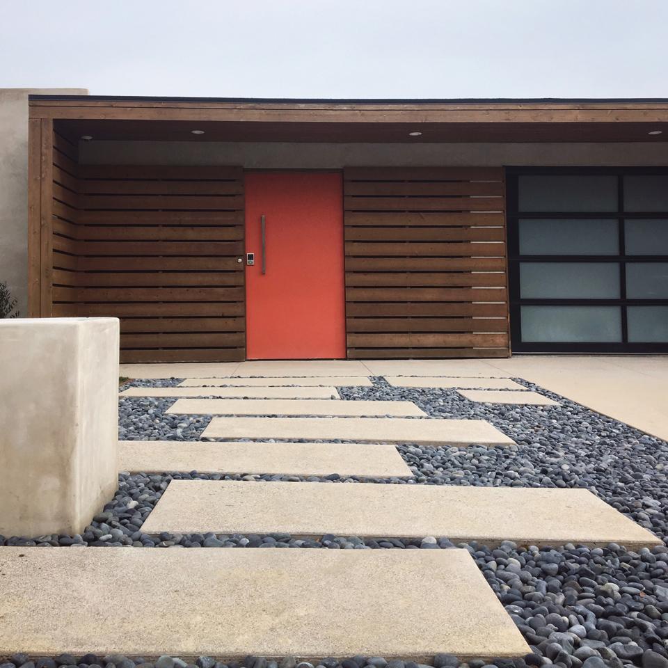 midcentury landscape design + new project photos