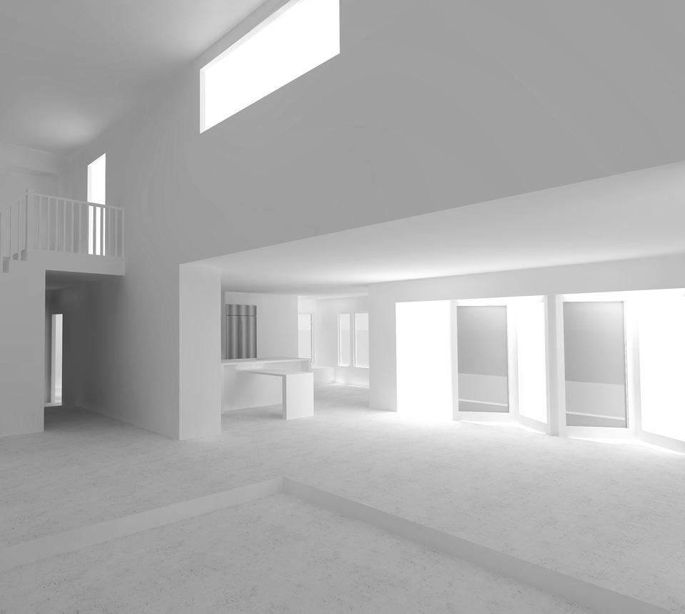 virtual visit: residential addition, irvine ca