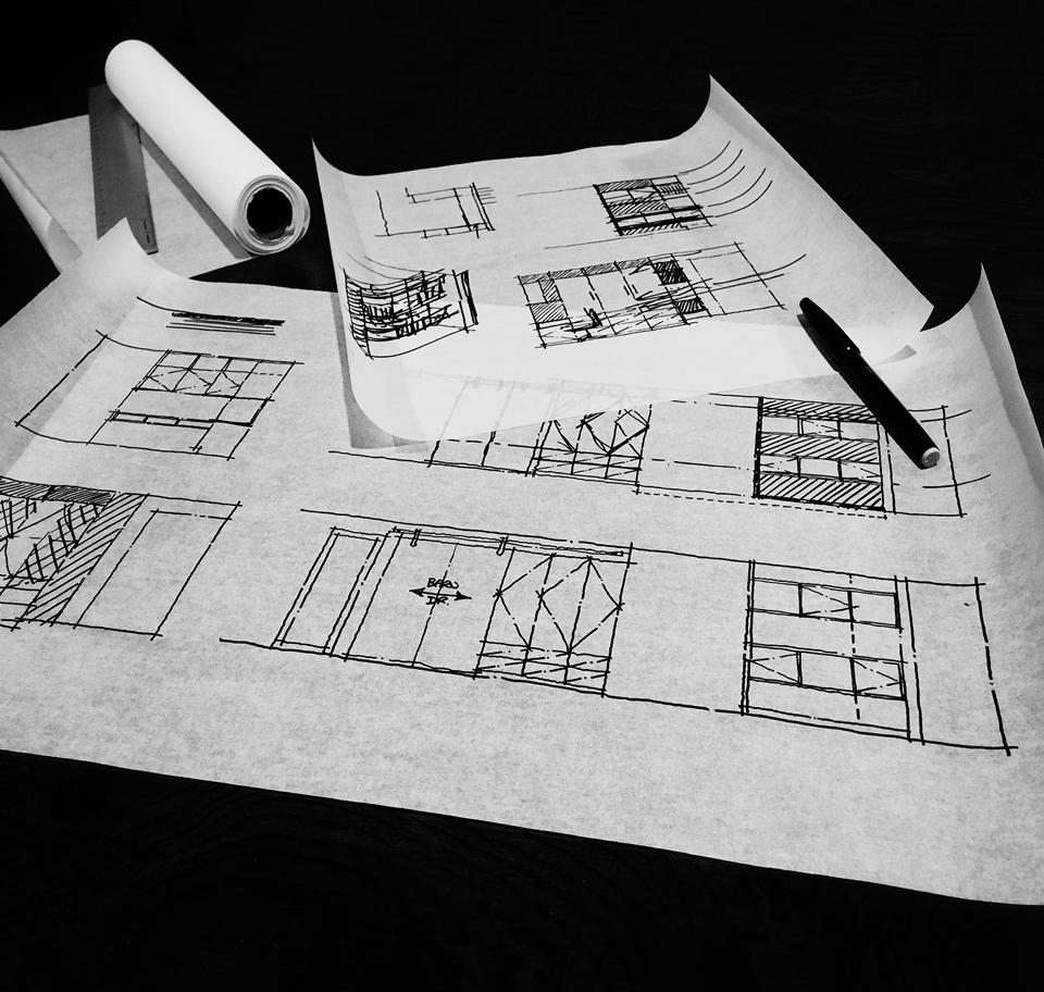 interior design details: dana point modern cottage