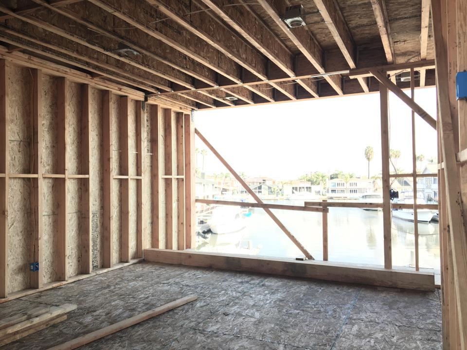 master bedroom views / upper level