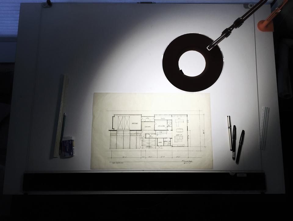 floor plan design / myd studio