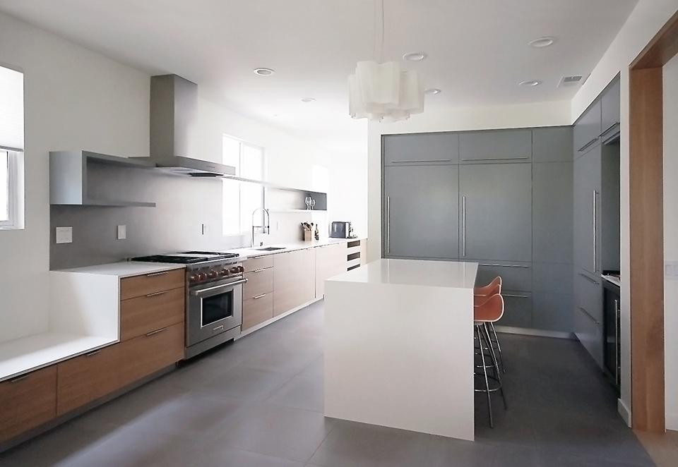 making news: myd's modern kitchen in mission viejo