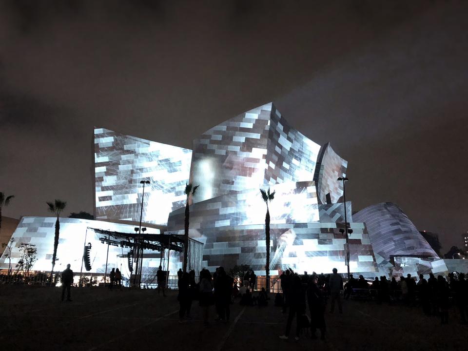 LA philharmonic 2018 /    WDCH dreams