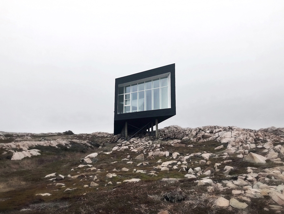 favorite places: fogo island