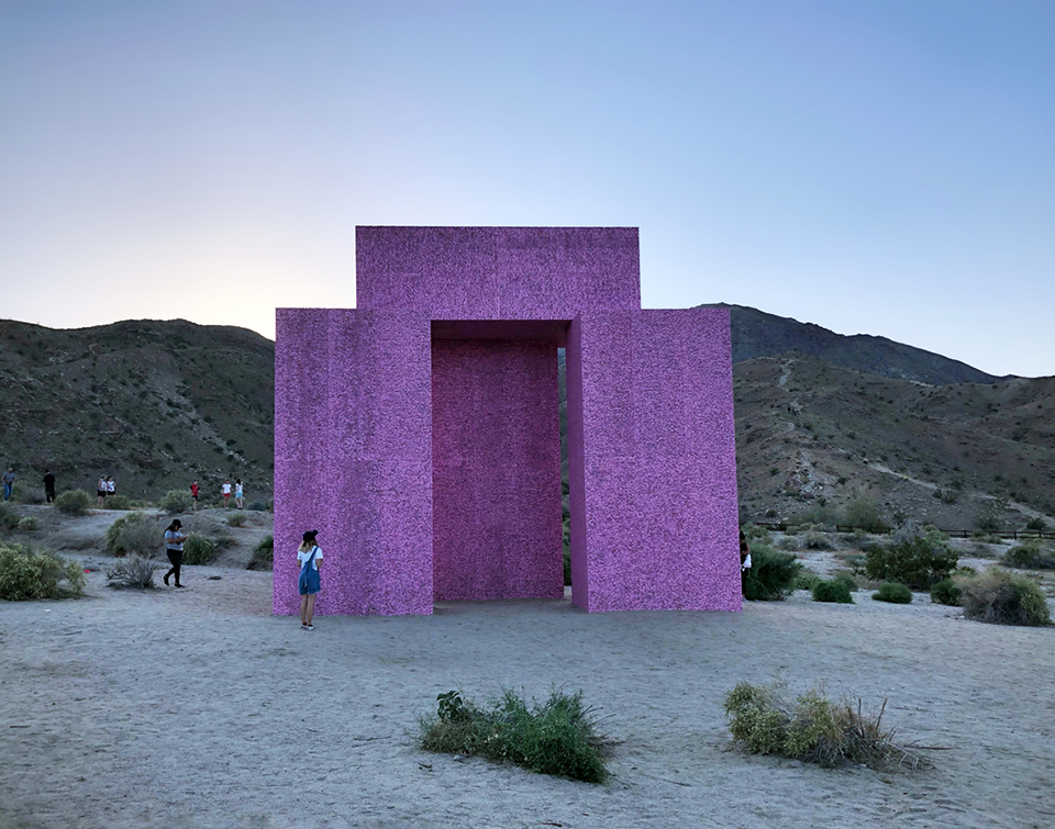Palm Springs + Public Art     /  MYD photo album