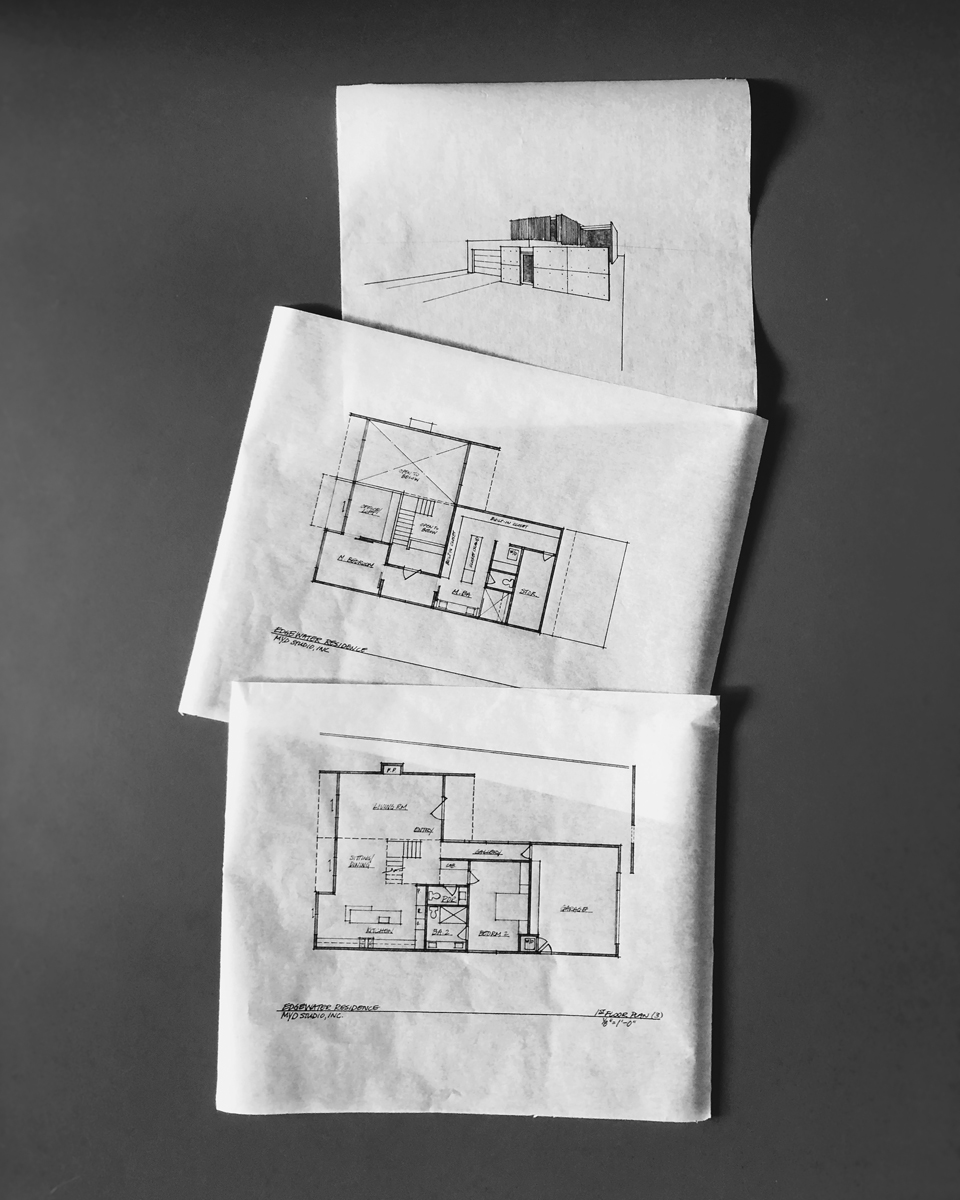 floor plans / huntington harbour
