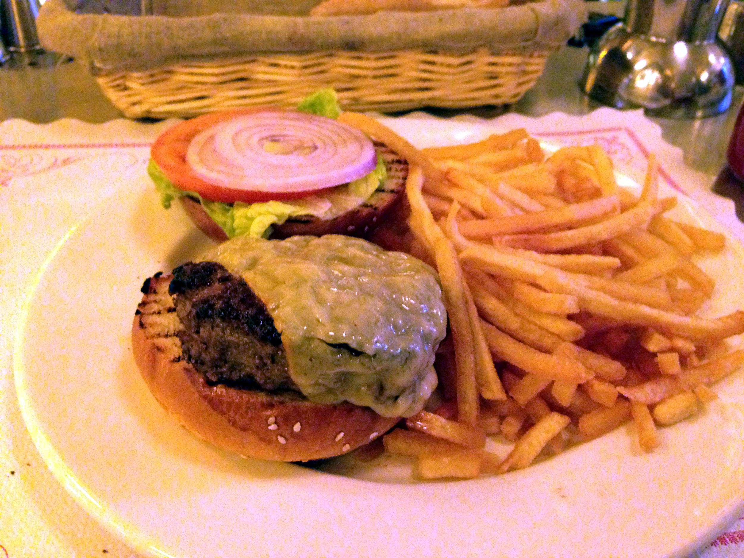 Balthazar burger guts out
