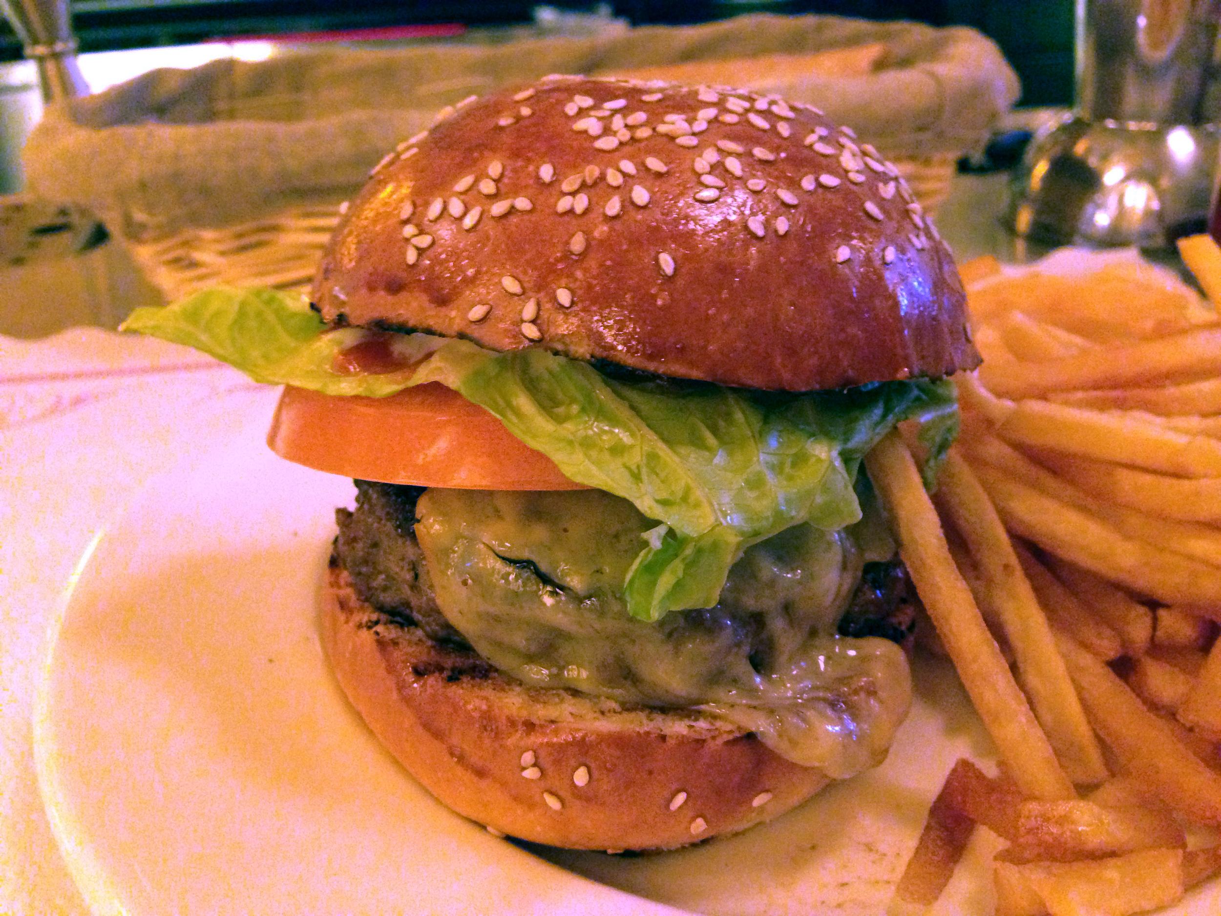 Balthazar burger