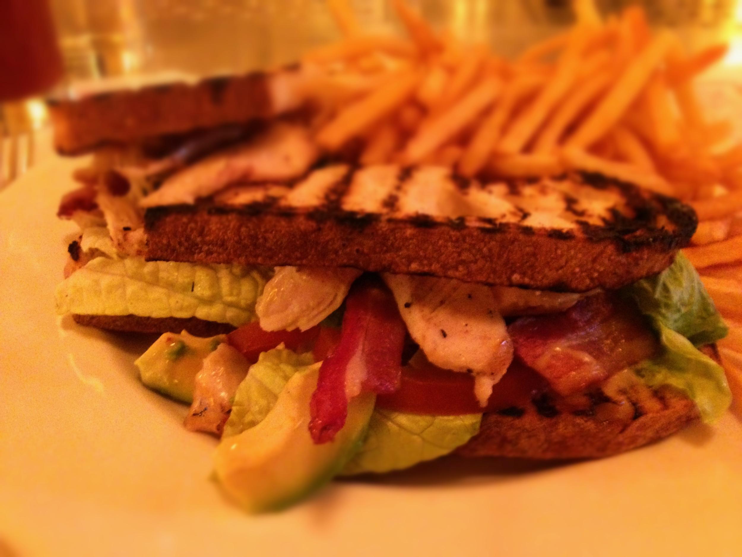 Balthazar Club Sandwich