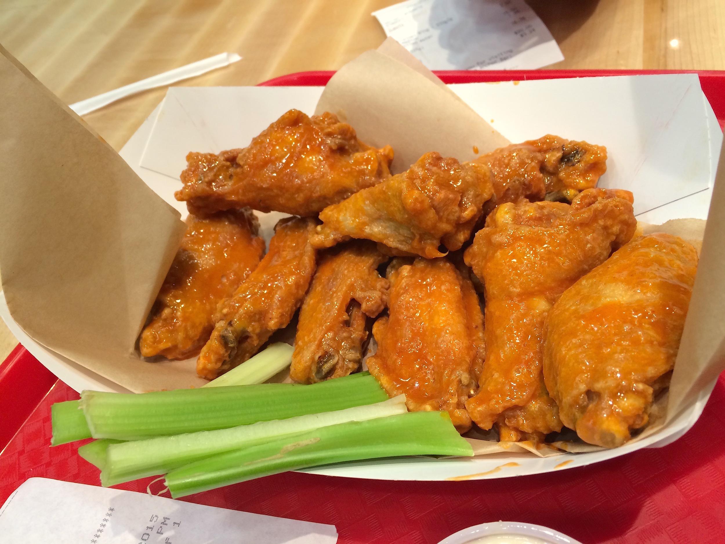 Anchor Bar Wings