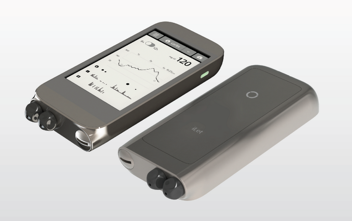 The one and only fully integrated, fully automated bihormonal bionic pancreas.