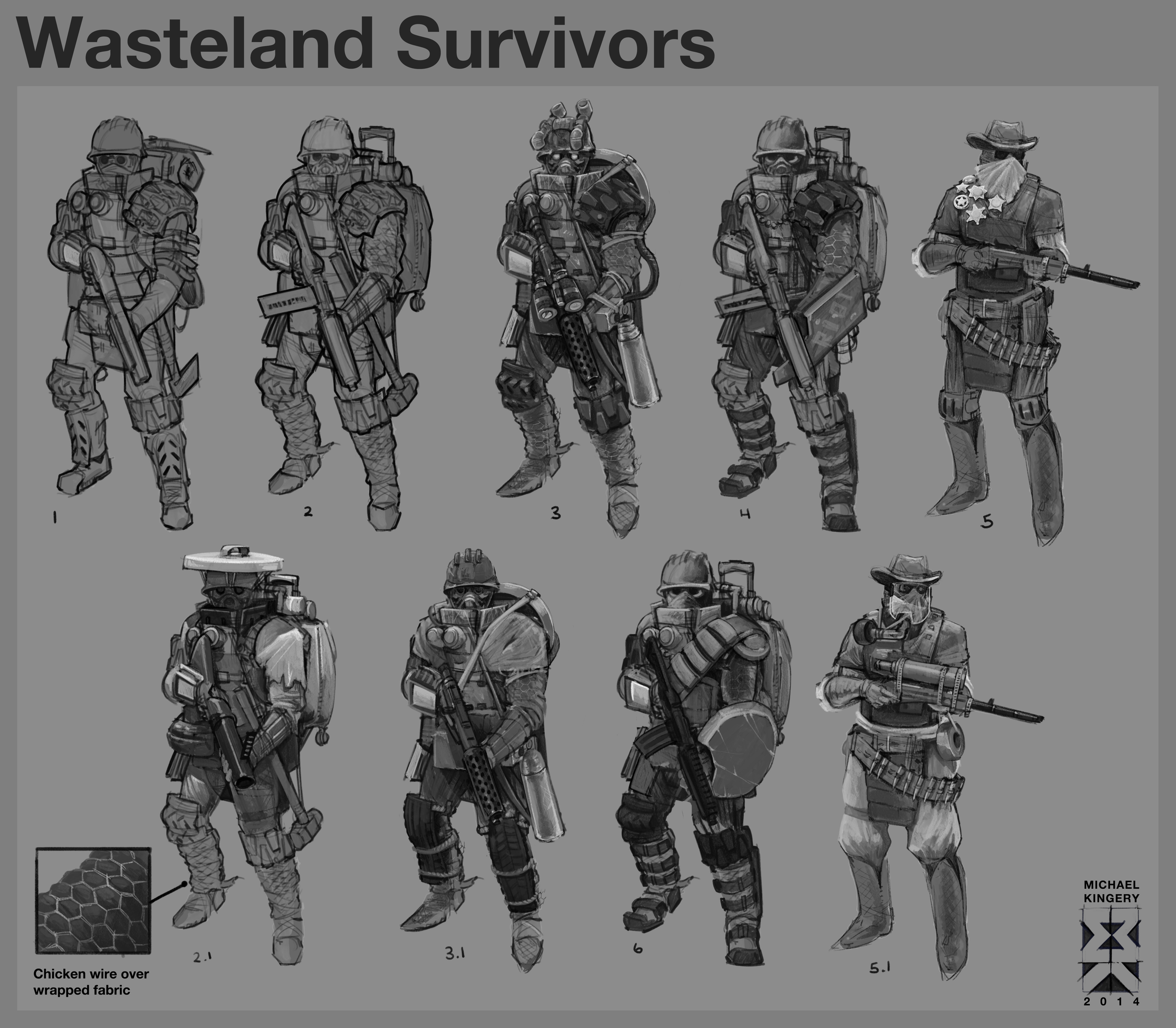Wasteland Survivors