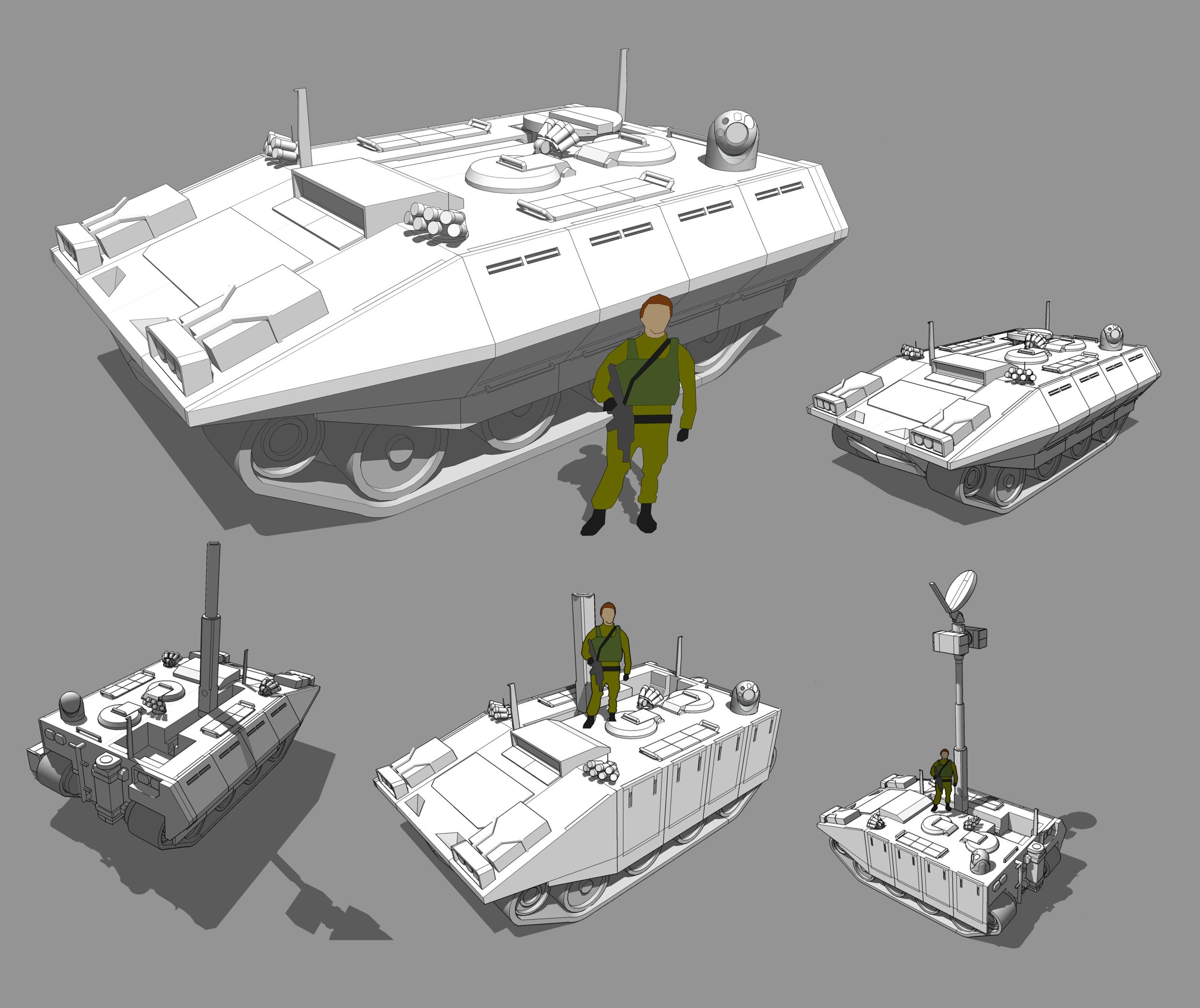 Recon Armor WIP3