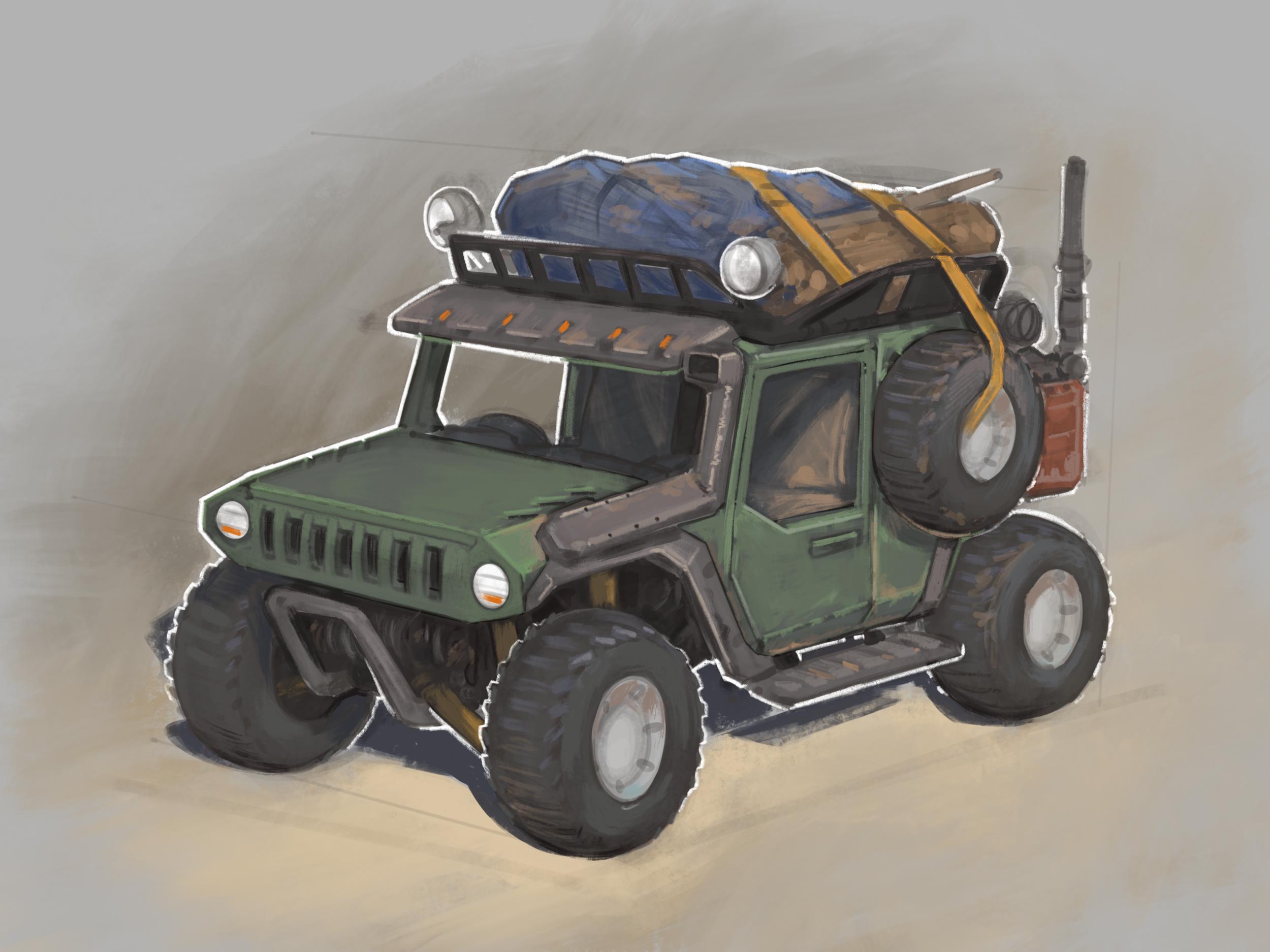 "13 - ""jeep"""
