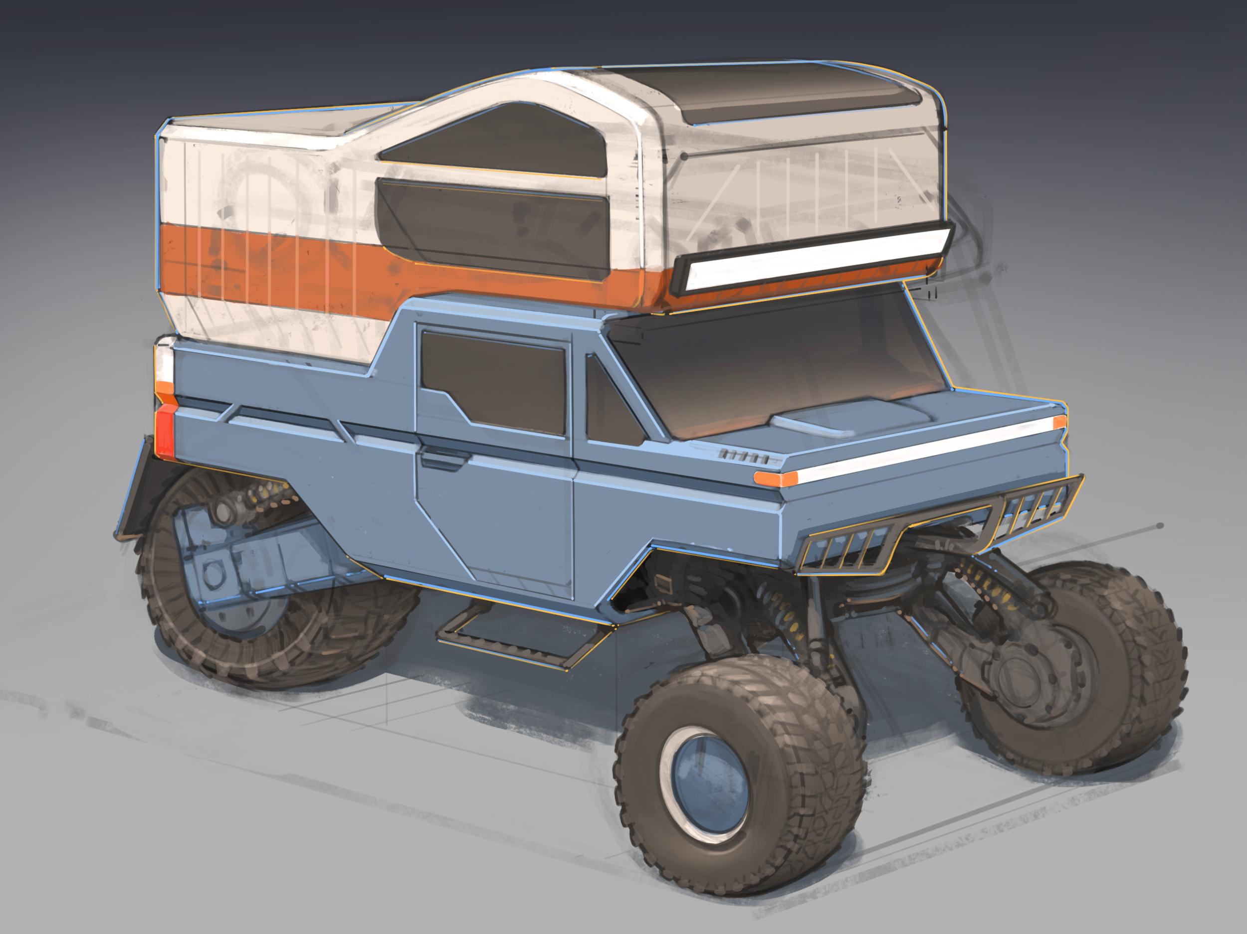 16 - Camper Trike