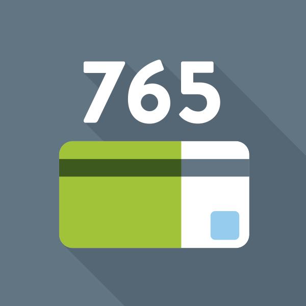 Breakdown of a Credit Score